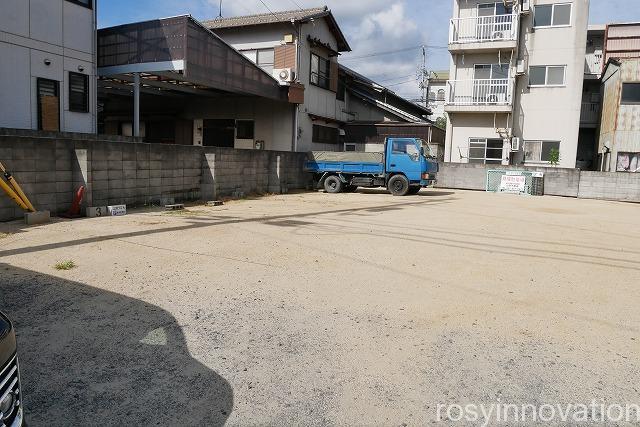 上田製麺所 (1)駐車場