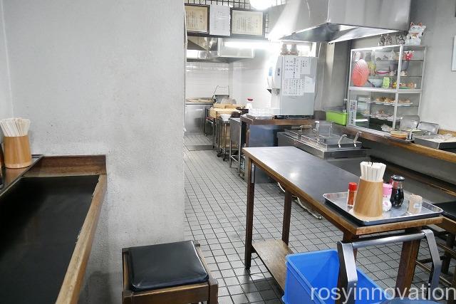 松下製麺所 (5)店内