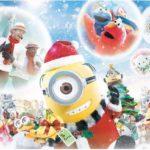 【USJ】2020クリスマス情報解禁☆期間とイベント一覧☆ツリーなしでストリートショー中心!