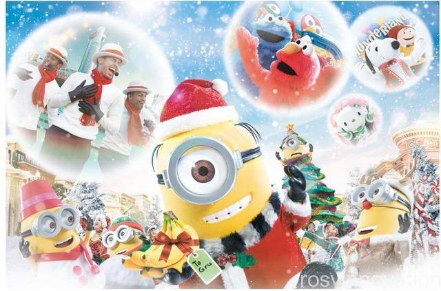 USJ クリスマス2020 イベント予想