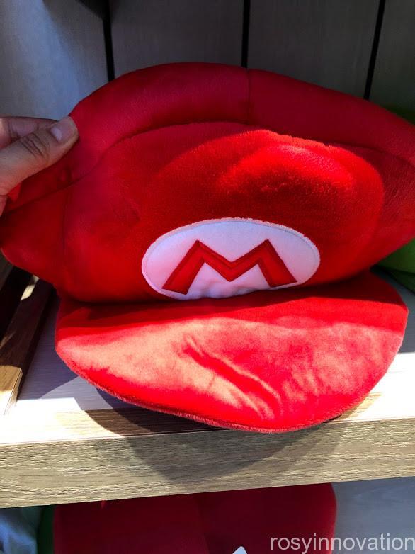USJマリオカフェ&ストアグッズ マリオ マリオの帽子