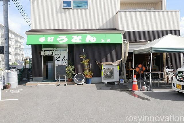 上田製麺所 (3)場所