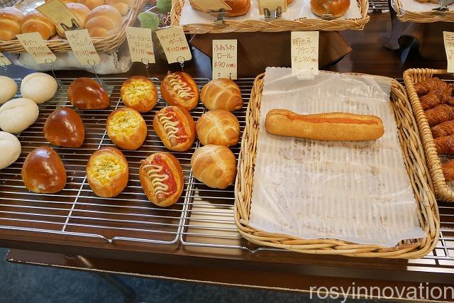トルシュ (4)パン種類