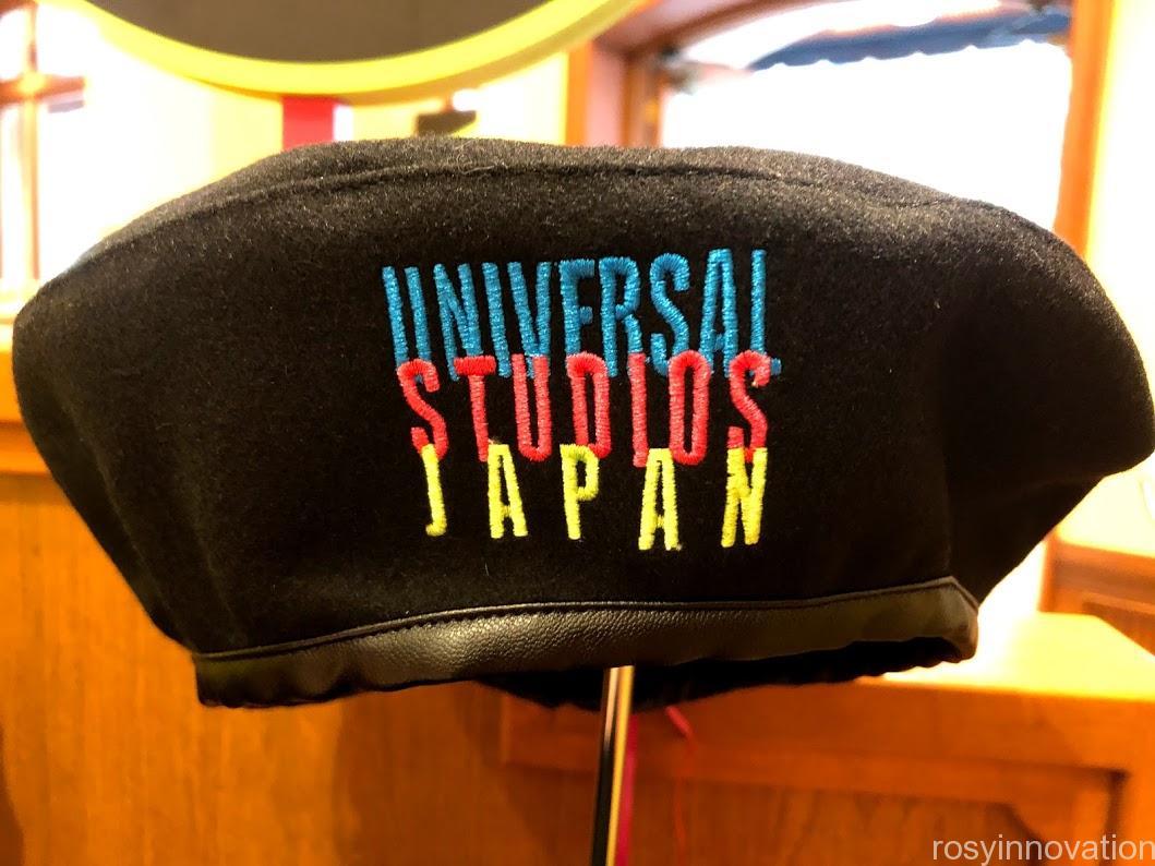 USJ秋冬新作帽子2020 ネオンベレー帽