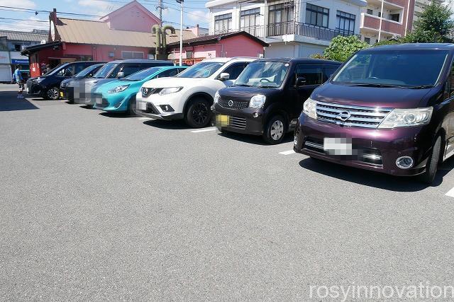 森本拉麺堂岡山店 (1)駐車場