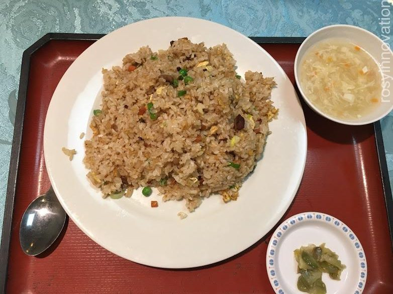 又来軒岡山駅前店 (1)焼き飯