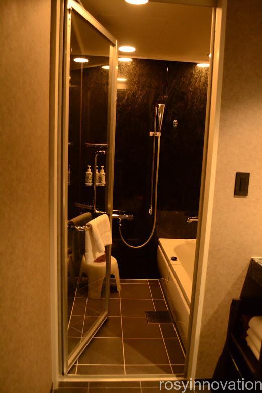 パークフロントホテル (1)シャワー