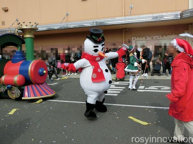 ハッピー・クリスマス・ストリート・パーティ (1) 冬 パレード スノーマン
