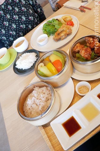 KNOT Tea&Farmkitchen ブランチ北長瀬 (0)ランチ