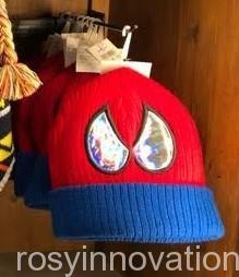 USJ2020 ニット帽 (1)スパイダーマン
