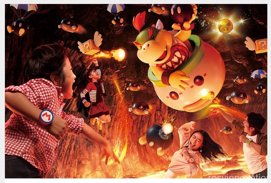 2USJ任天堂マリオエリア2021年2月4日オープン (4)パワーアップ