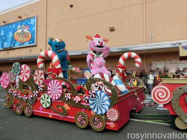 ハッピー・クリスマス・ストリート・パーティ (3) 冬 パレード セサミ