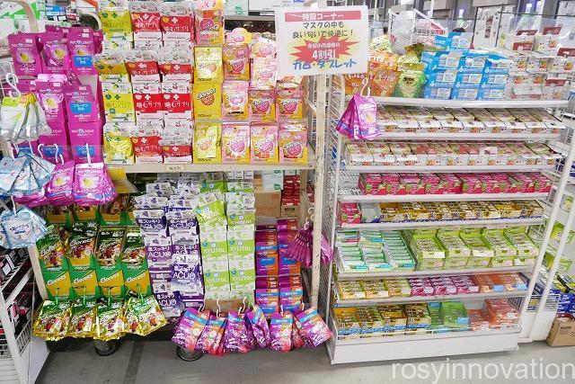 日本一のだがし売り場 (6)駐車場
