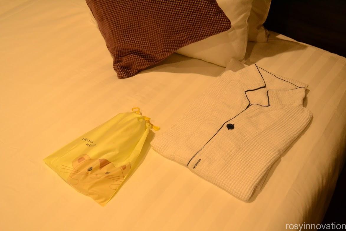 パークフロントホテル (1)パジャマ
