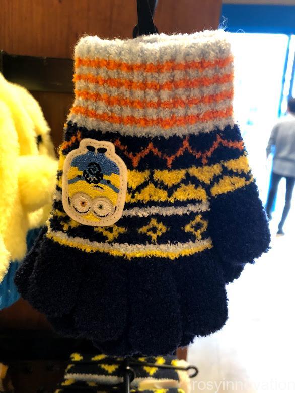 USJ2020 手袋 (1)ミニオンキッズ