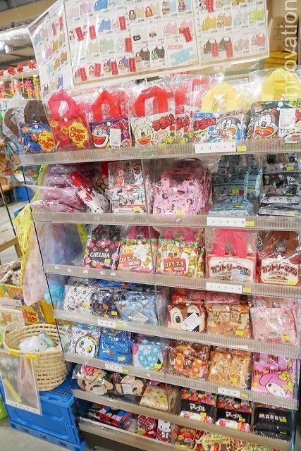 日本一のだがし売り場 (52)グミ