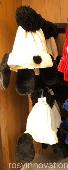 USJ2020 ニット帽 (1)スヌーピー