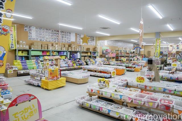 日本一のだがし売り場 (6)広い