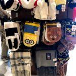 【USJ】冬の防寒グッズ2020☆マフラー手袋被り物ニット帽耳当てソックス等多数あり!