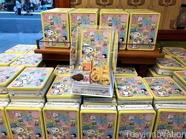 USJスヌーピーグッズ春夏の再販 WHAT A FUN PEANUTS TOUR (4)クッキー