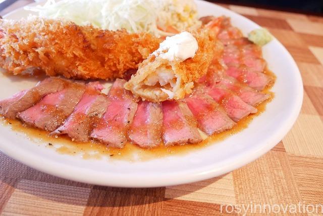レストランまつもと (20)エビフライプリプリ