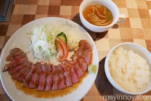 レストランまつもと (10)ひれステーキ
