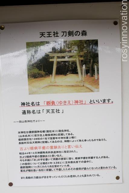 靱負(ゆきえ)神社 (2)由来