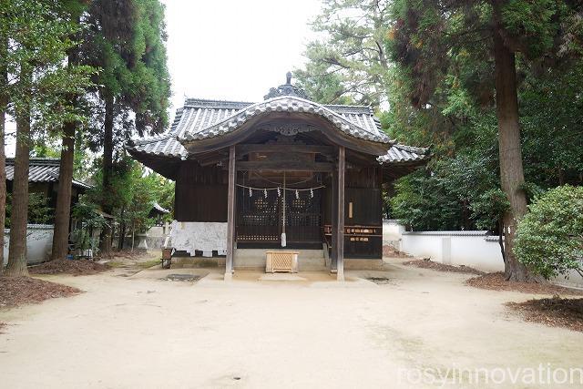 靱負(ゆきえ)神社 (7)瀬戸内市