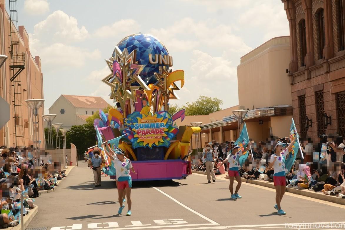 USJ2021年年間予定イベント (1) 夏パレード
