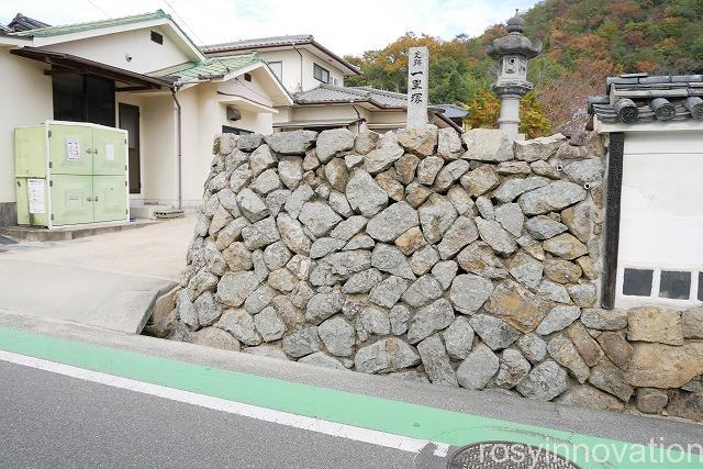 大内神社 (1)駐車場