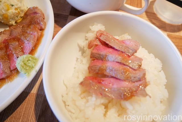 レストランまつもと (12)ミニッツステーキ