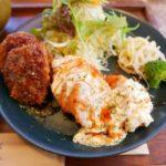 【岡山グルメ】洋食Kolme(GOTO券◎)高屋のかわいい洋食屋さんで映えるランチ