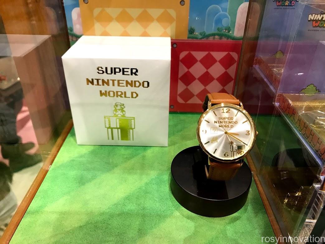 USJ新作マリオグッズカリフォルニアコンフェクショナリーファミコン世代 時計