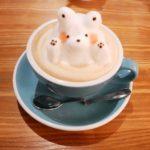 【岡山グルメ】CAFE FILO(カフェフィーロ)おしゃれすぎるカフェの3Dラテアート