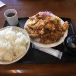 【岡山グルメ】寿☆美咲町でガチのデカ盛り850円唐揚げ定食!