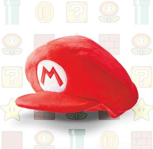 マリオグッズ予想 (25)帽子