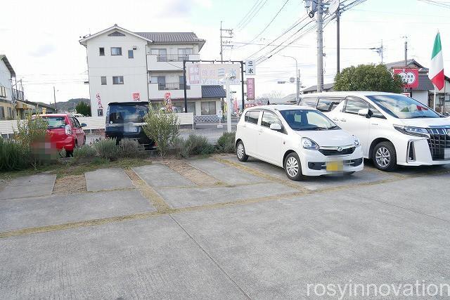 cucina湯田園 (4)駐車場