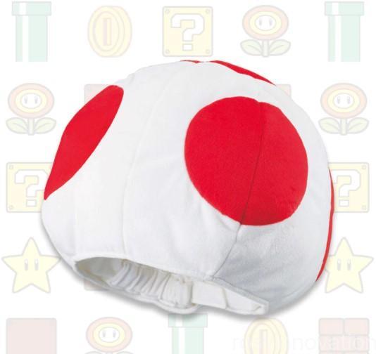 kマリオグッズ予想 (25)帽子キノピオ