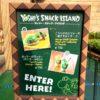【USJ】ヨッシースナックアイランドのメニューと場所☆マリオフード食べ歩きまとめ