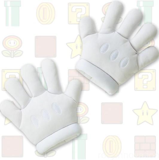 マリオグッズ予想 (26)手袋