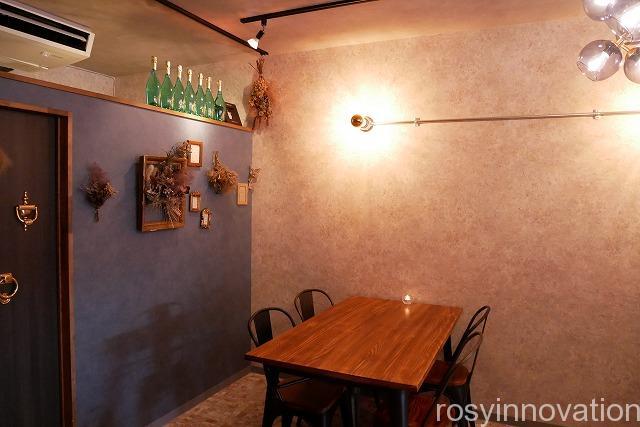 CAFE FILO(カフェフィーロ) (4)テーブル席