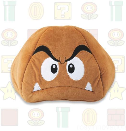 kマリオグッズ予想 (25)帽子クリボー