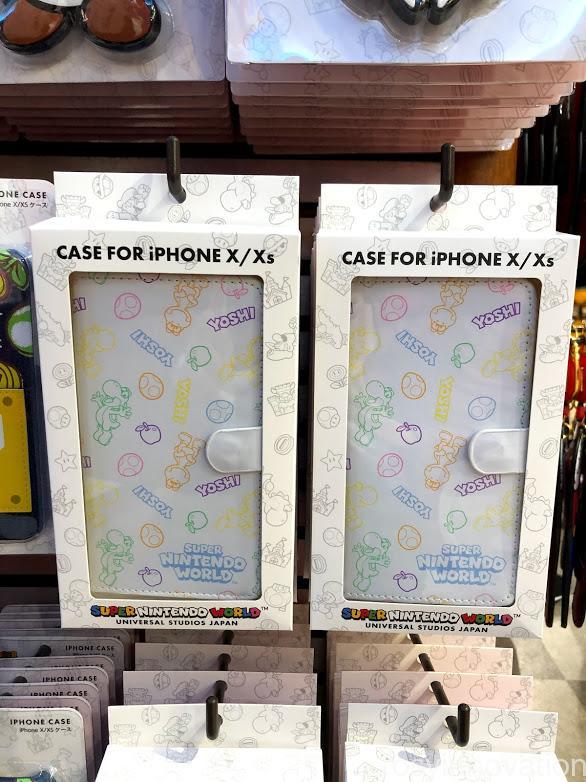 USJワンナップマリオグッズ 雑貨iPhoneケースヨッシー
