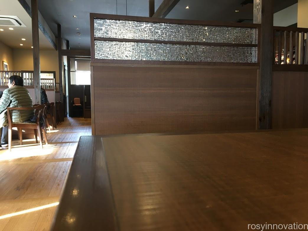 倉式珈琲店山陽マルナカ新倉敷店 (3)席