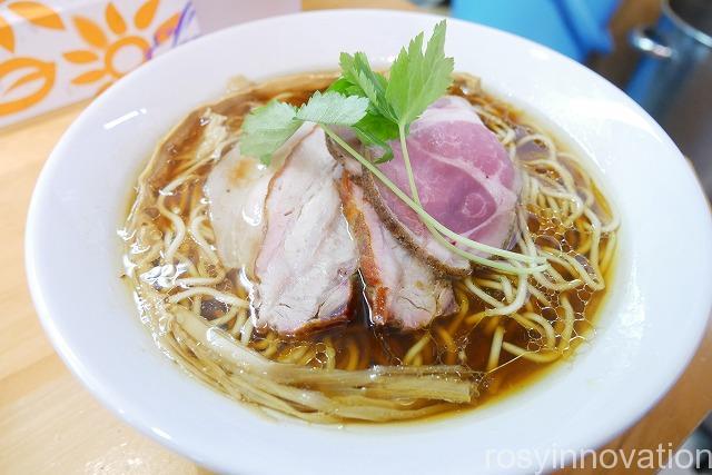 チャーシュー醤油中華蕎麦