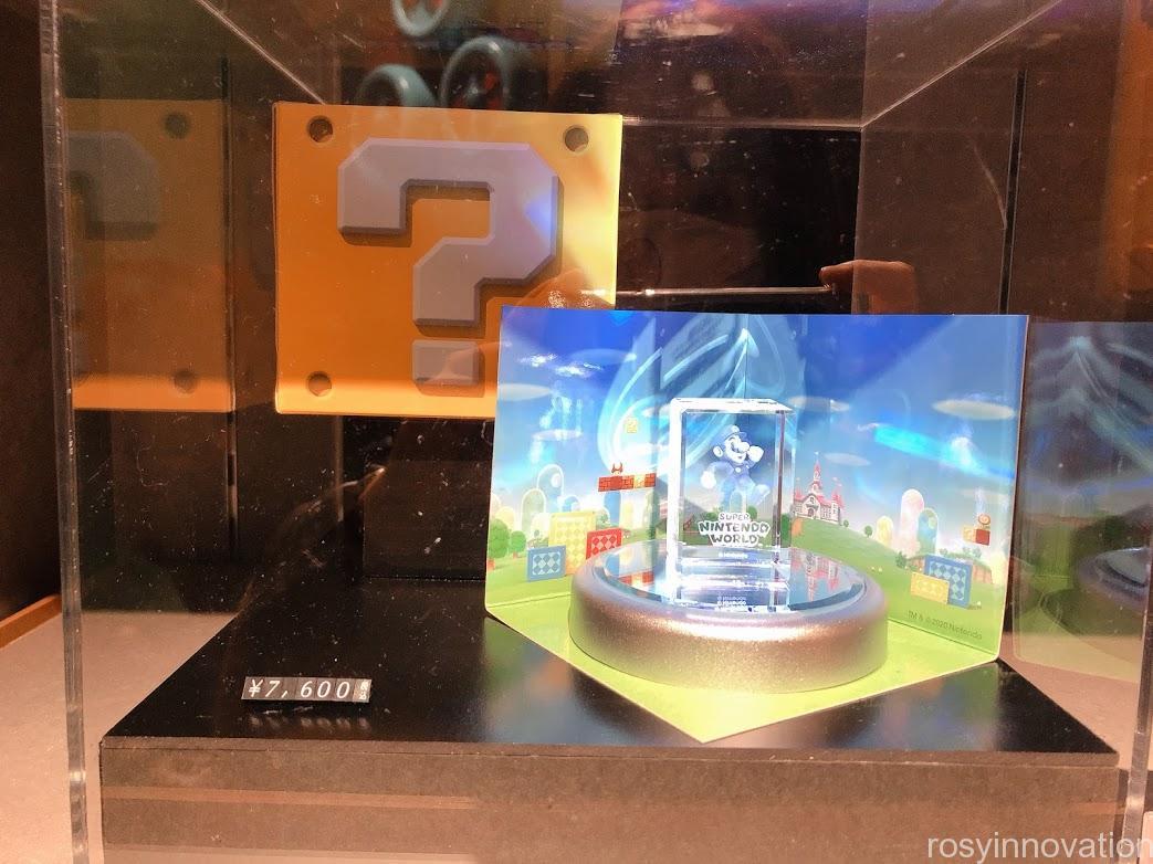 USJマリオモーターズグッズ おもちゃ 3Dクリスタル