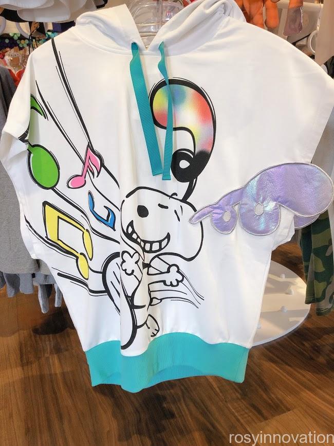 ユニバ20周年グッズ ファッションa スヌーピーT