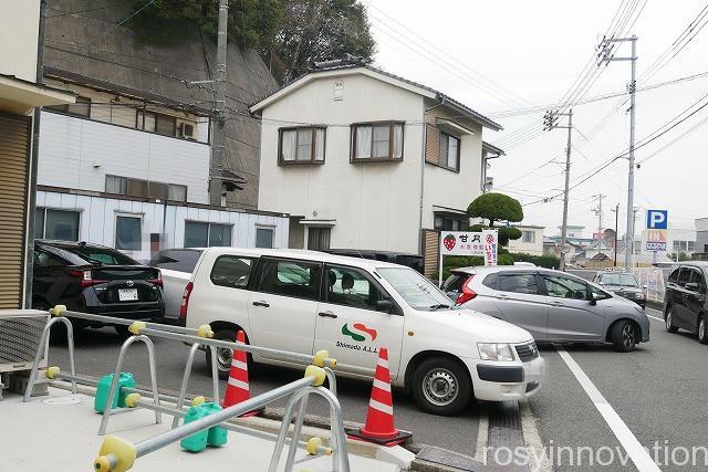 甘月堂2021円3月 (2)駐車場