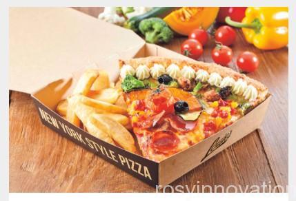 USJ20周年フード レストランメニュー ルイズピザ