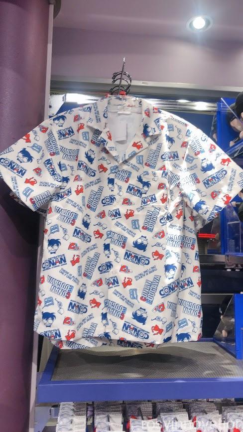 コナングッズ2021 ファッション シャツ実物